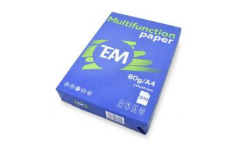 Multifunctional office paper TEAM A4