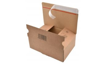 Dėžės su lipnia juostele