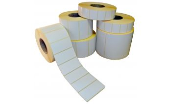 Thermal ECO labels, blanks for printers
