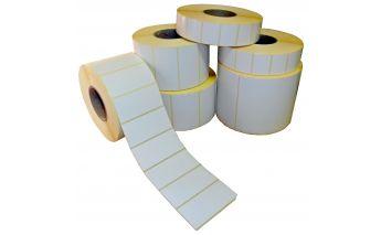 Thermal ECO lipnios etiketės, ruošiniai spausdintuvams