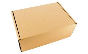 Greito uždarymo kartoninės dėžutės tinkamos paštomatams