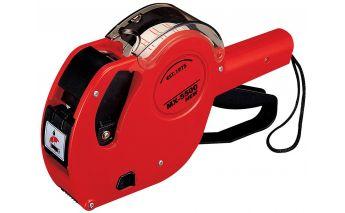 Kainų ženklintuvas Motex5500 standartinėms lipnioms kainų etiketėms 22x12mm