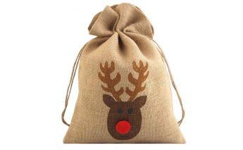 Džiuto dovanų maišeliai