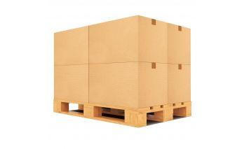 Kartoninės dėžės paletėms