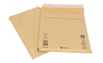 Protective envelope brown