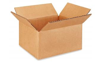 Stačiakampio formos dėžės