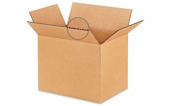 Cardboard self-service L terminals boxes